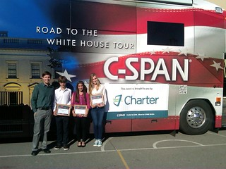 Thanks to our teacher | by C-SPAN Community