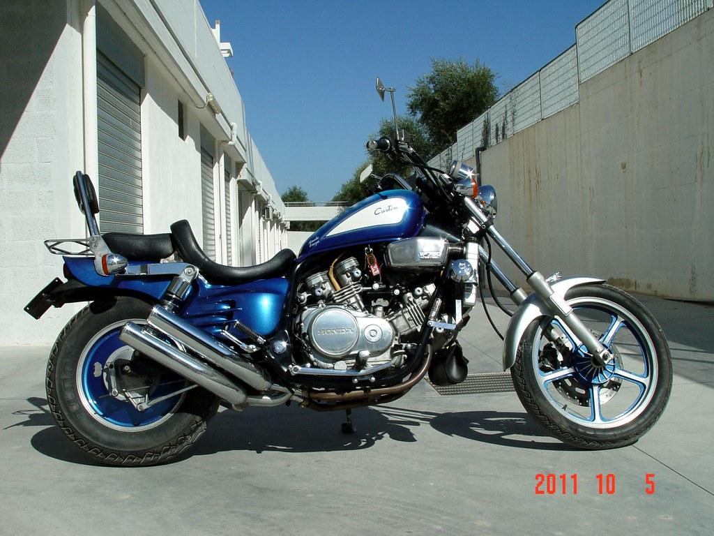 Honda Vf 750 Custom 7 Accar 242 Flickr