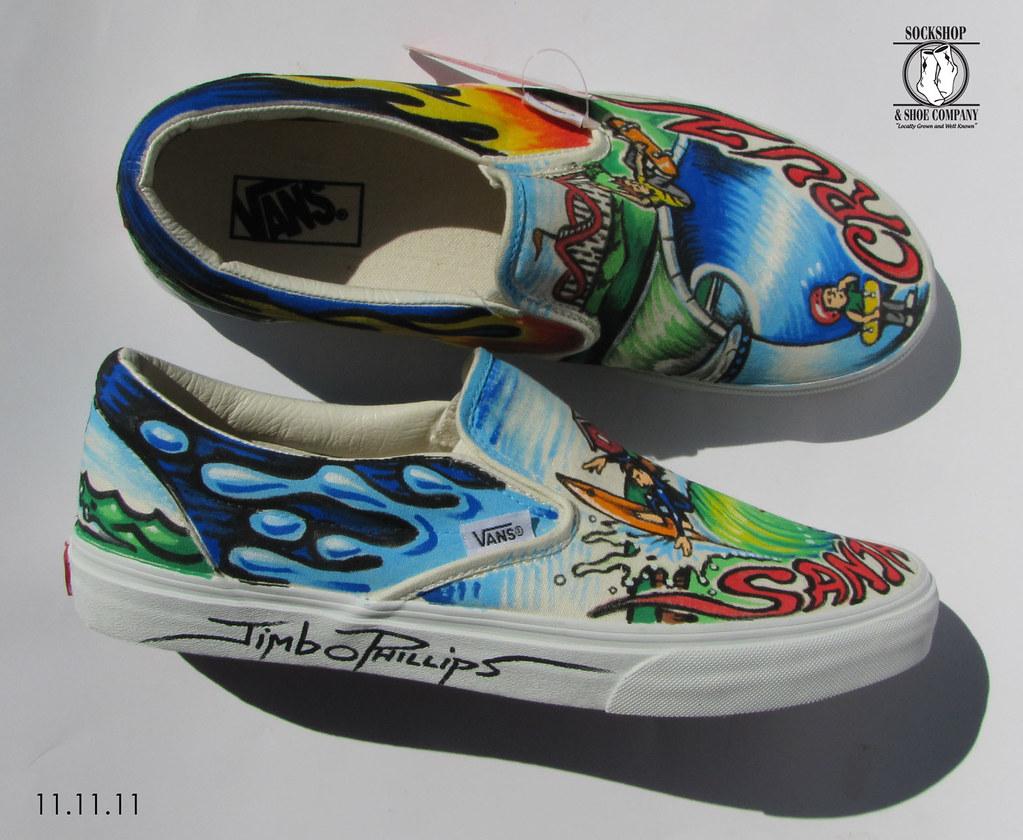 California Shoe Company Lag
