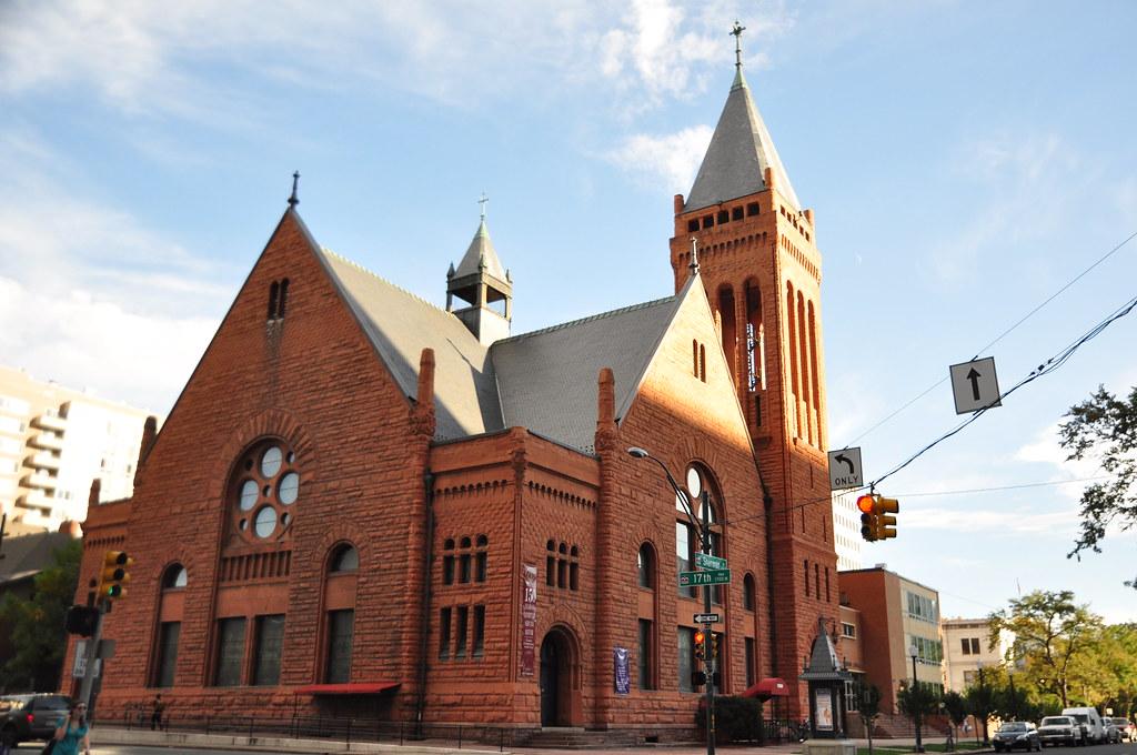 Image result for central presbyterian church denver co