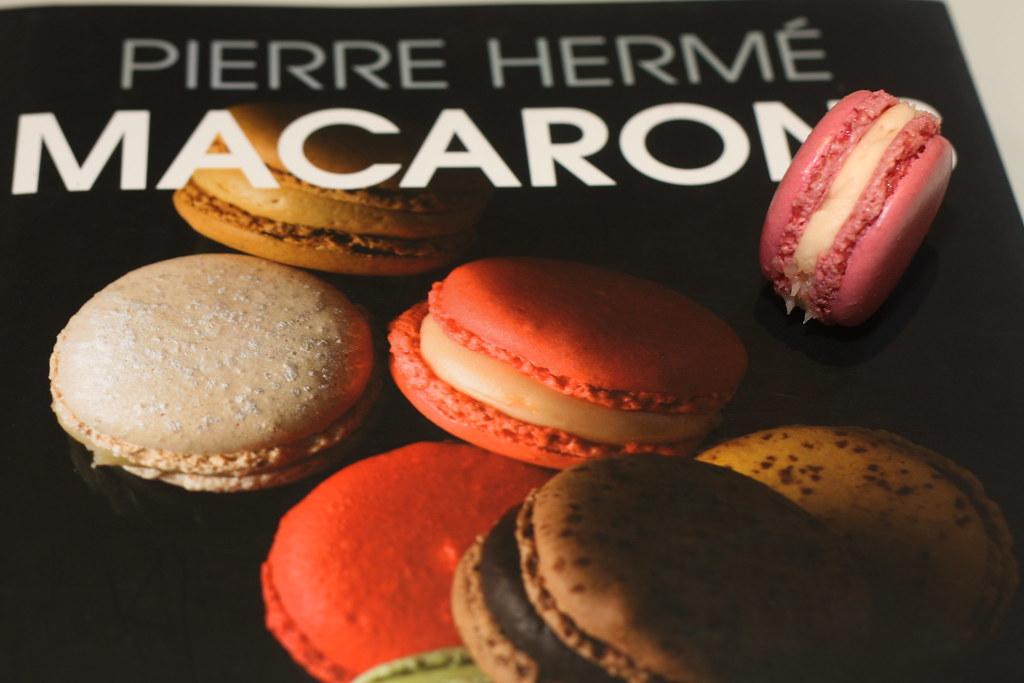 Macaron Recipe Book Pierre Herm Book Amp Macarons