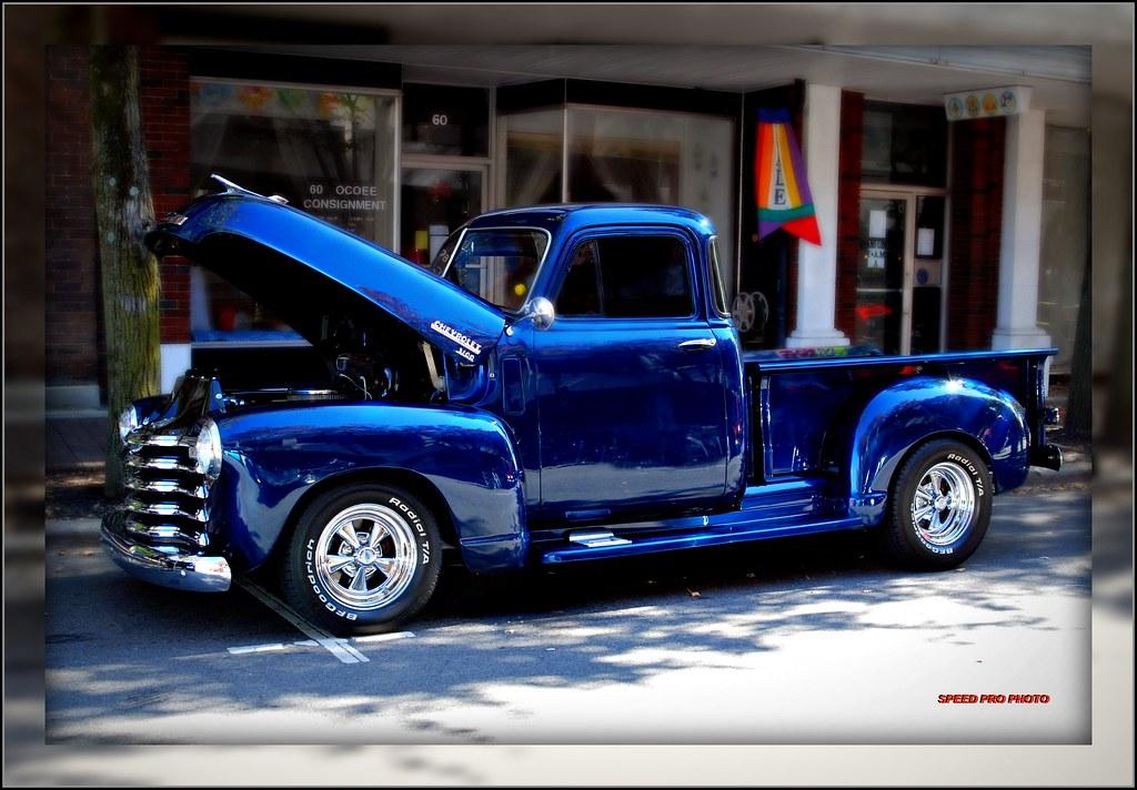Chevrolet Chevy Pickup >> 1953 Chevrolet Pickup   SpeedProPhoto   Flickr