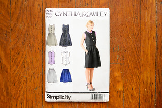 Simplicity 2215 by Cynthia Rowley | by the workroom