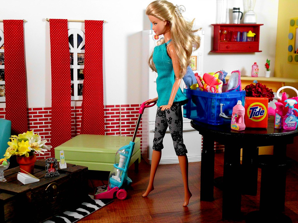 House Cleaning The
