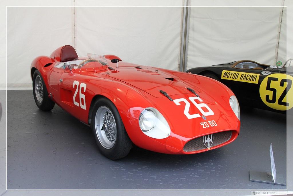 Used Car Finder >> 1955 - 1956 Maserati 300S (01) | The Maserati 300S was a ...