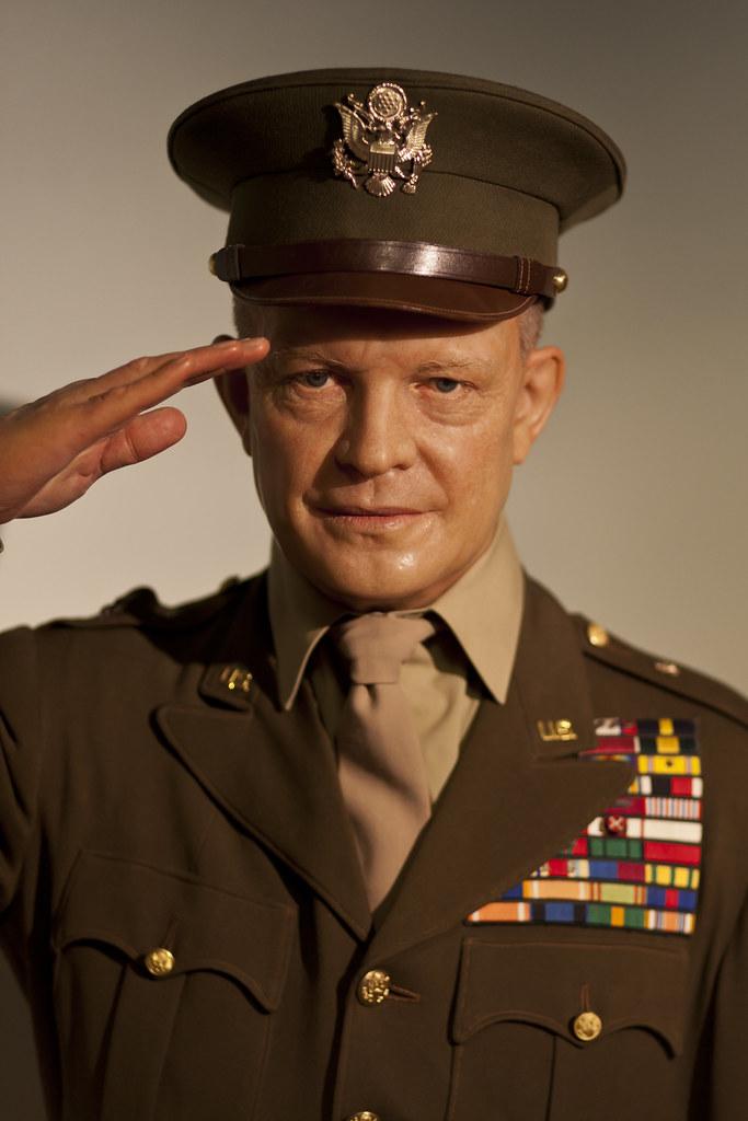 President Dwight D Eisenhower History Com July 30