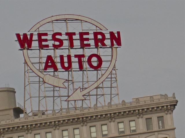 Western Auto Kansas City Mo Flickr Photo Sharing