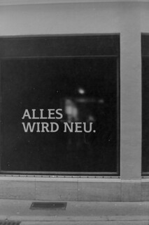 alles wird neu | by tonicito