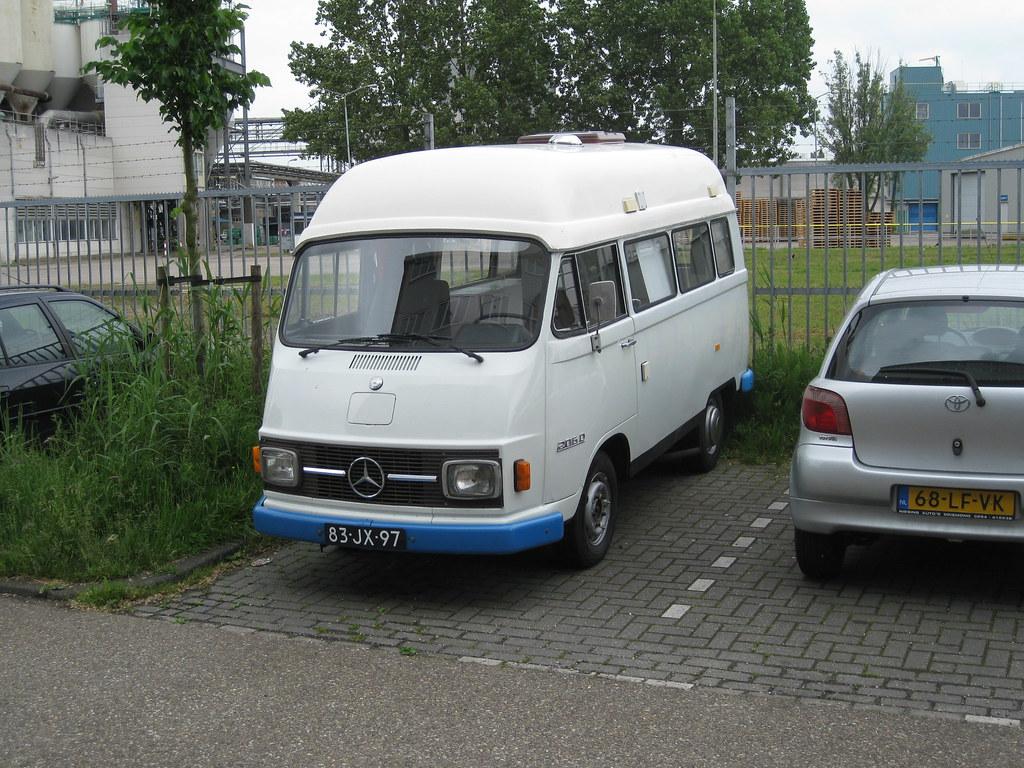 83 jx 97 mercedes benz l206d campervan 21 4 1976 flickr for 97 mercedes benz