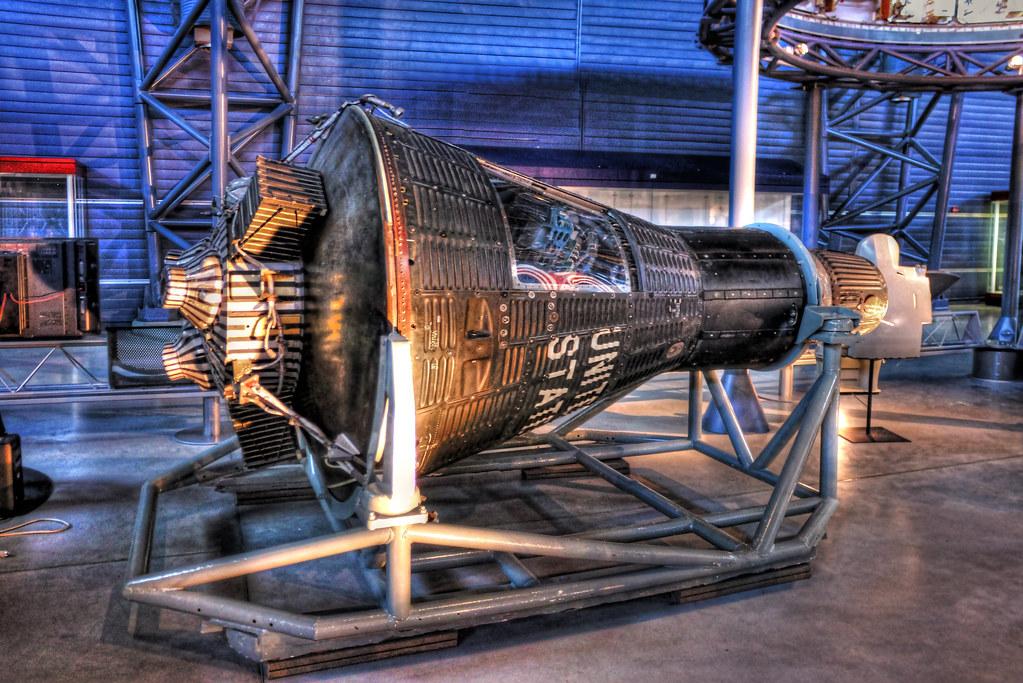 Chantilly VA - Steven F. Udvar-Hazy Center - Mercury Space ...