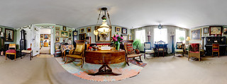 panoramic historic living room | by panoramic-photography-360