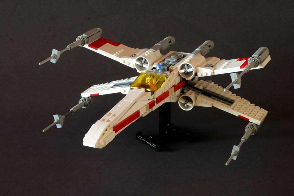 Фото: 1 star wars x-wing (звездные войны
