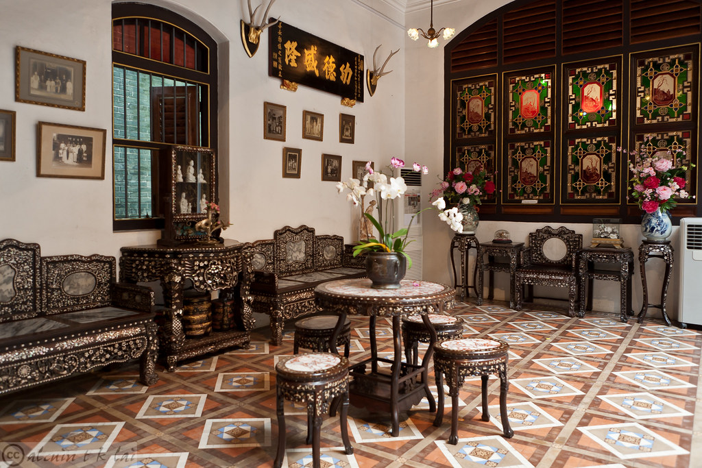 Peranakan House Restaurant Singapore