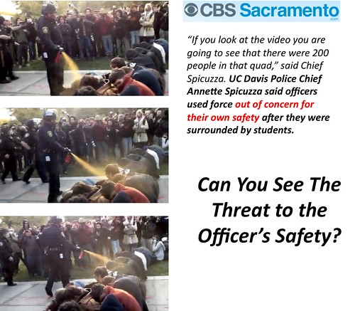 UC Davis Pepper Spray | by ATIS547
