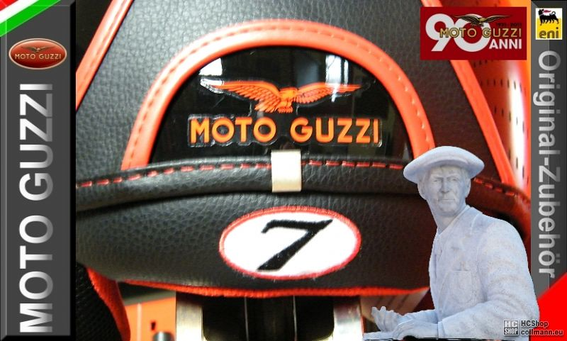 foto nr 2 moto guzzi v7 racer helm bekleidung hcshop. Black Bedroom Furniture Sets. Home Design Ideas