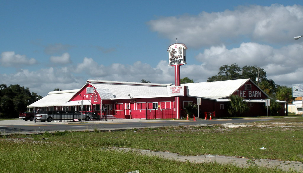 the barn sanford florida by trakked
