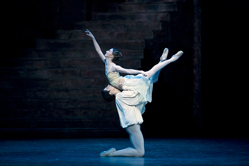 Lauren Cuthbertson as Juliet and Federico Bonelli as Romeo in Romeo and Juliet © Bill Cooper/ROH 2012 | by Royal Opera House Covent Garden