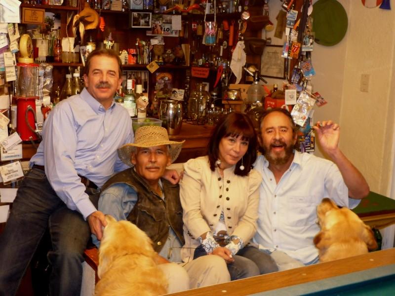 Enrique Vilatela, Jorge Garcia Carregha, Connie Molina, Ra ...