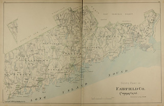 Page 144 & 145 of Town and city atlas of the State of Connecticut. / Compiled from government surveys, county records and personal investigations | by uconnlibrarymagic