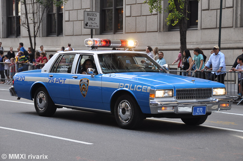 049 columbus day parade nypd one of several classic poli flickr. Black Bedroom Furniture Sets. Home Design Ideas