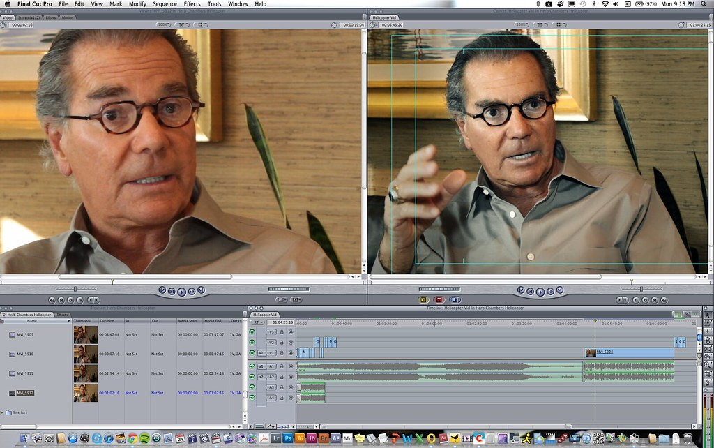 how to do color correction in final cut pro