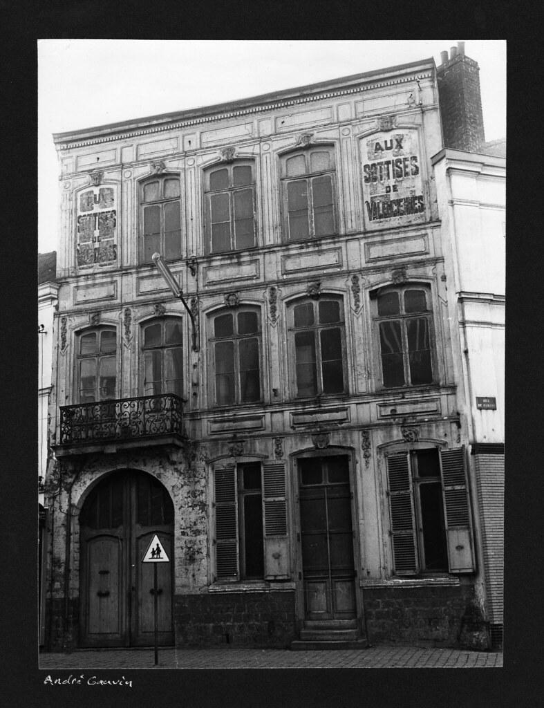documents sur valenciennes n 70 rue de famars maison di flickr. Black Bedroom Furniture Sets. Home Design Ideas