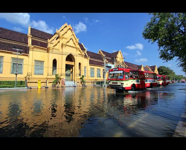 River Road Reflections  Silpakorn University  Bangkok ...