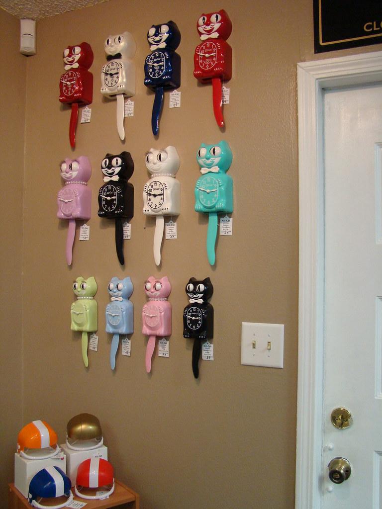 Kit Cat Casting Call Gulf Coast Clock Co November 12 Pen