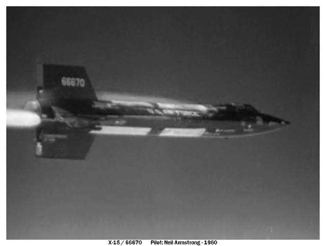 Neil Armstrong's Jet - Pics about space