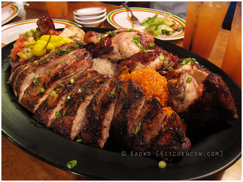 Jamaican Grill - Family Platter | by kaoko