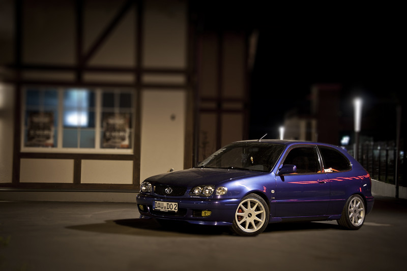 blue dusty toyota corolla e11 stephan sabath flickr. Black Bedroom Furniture Sets. Home Design Ideas