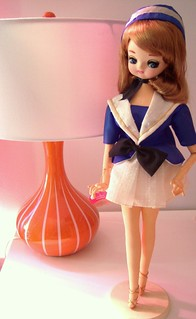 Stewardess Pose Doll | by gina678