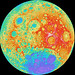 NASA's LRO Camera Team Releases High Resolution Global Topographic Map of Moon