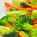 Mixed stir-fried vegetable