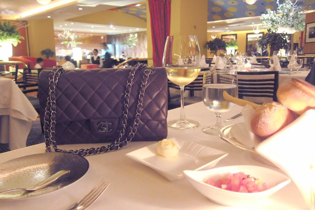 Purple Chanel Bag Chanel Purple Bag Came
