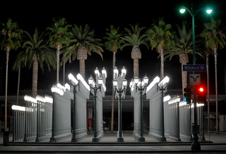 chris burden's urban light | by pbo31