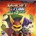 Ratchet & Clank: All 4 One pre-release box art: Near final