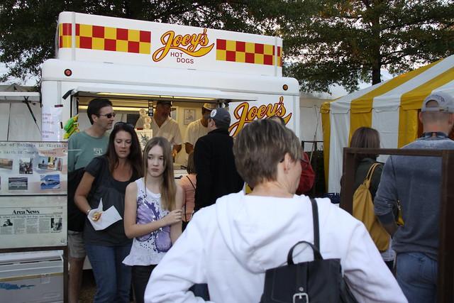Joeys Hot Dogs Markham Il
