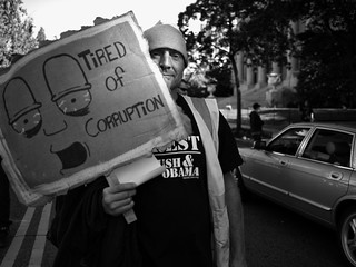 Tired of Corruption | by Devin_Smith