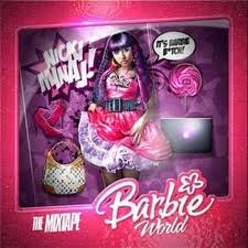nicki minaj barbie world mixtape | by gabychenet