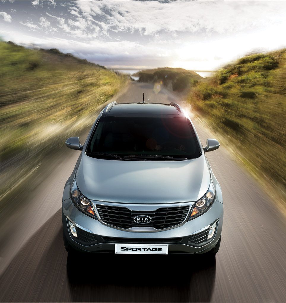Kia Sportage Visit Our Corporate Website