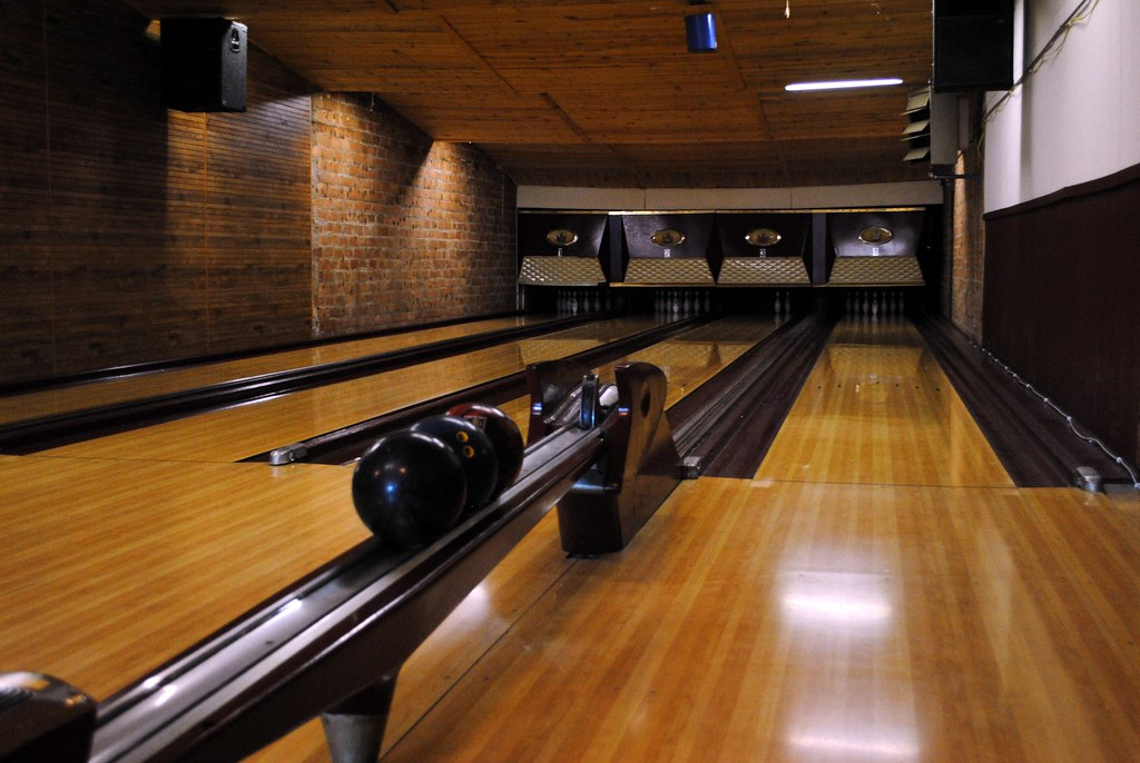 Four Lane Bowling Alley In Hancock Wisconsin 127 S Main