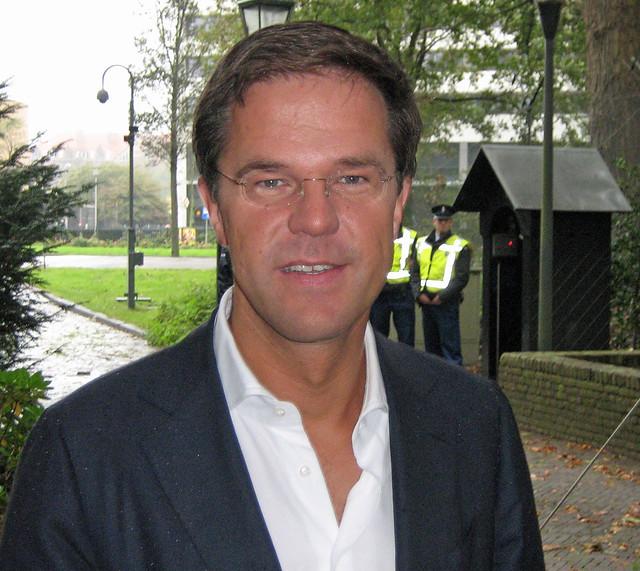 Maurits Hendriks Netherlands Prime Minister Mark Rutte L: Mark Rutte Peoplecheck.de