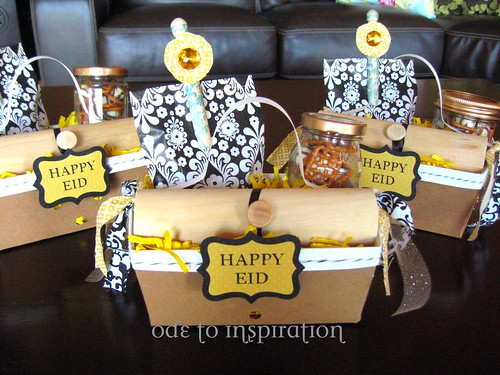 Eid al-Adha Gift Baskets | by Ode to Inspiration