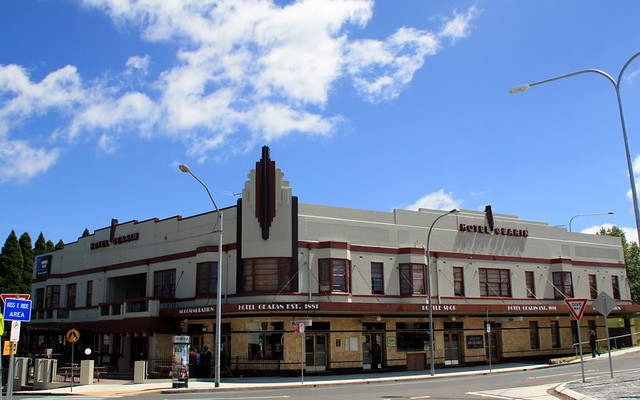 Gearin Hotel Katoomba Room Rates