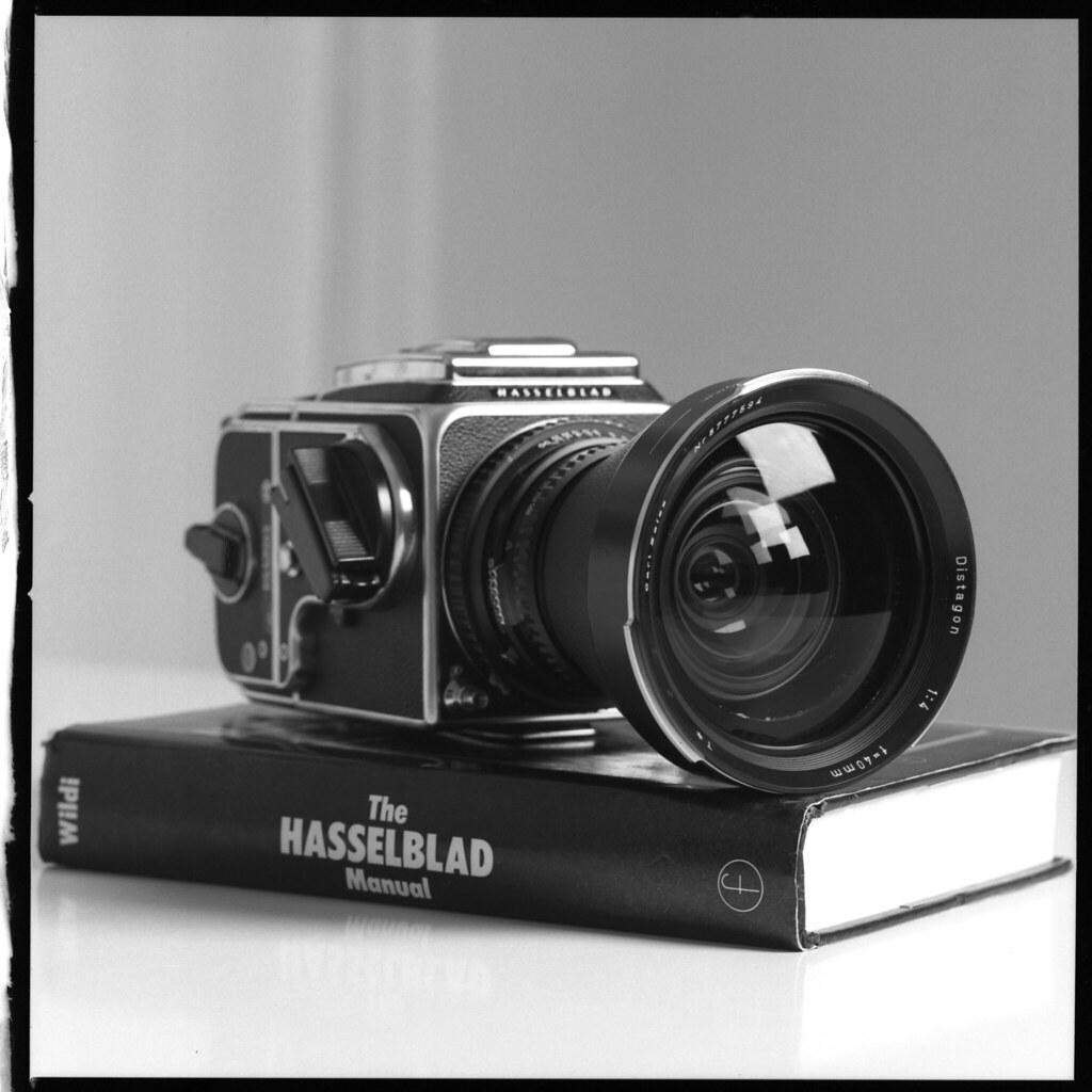 Hasselblad 500C/MとPlanar 80mmは黄金の組み合わせ ...