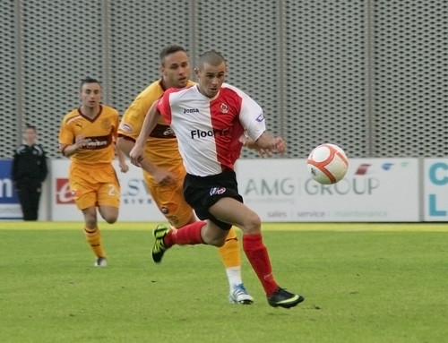 Clyde v Motherwell (24/8/2011) | by Mr Andy Bird