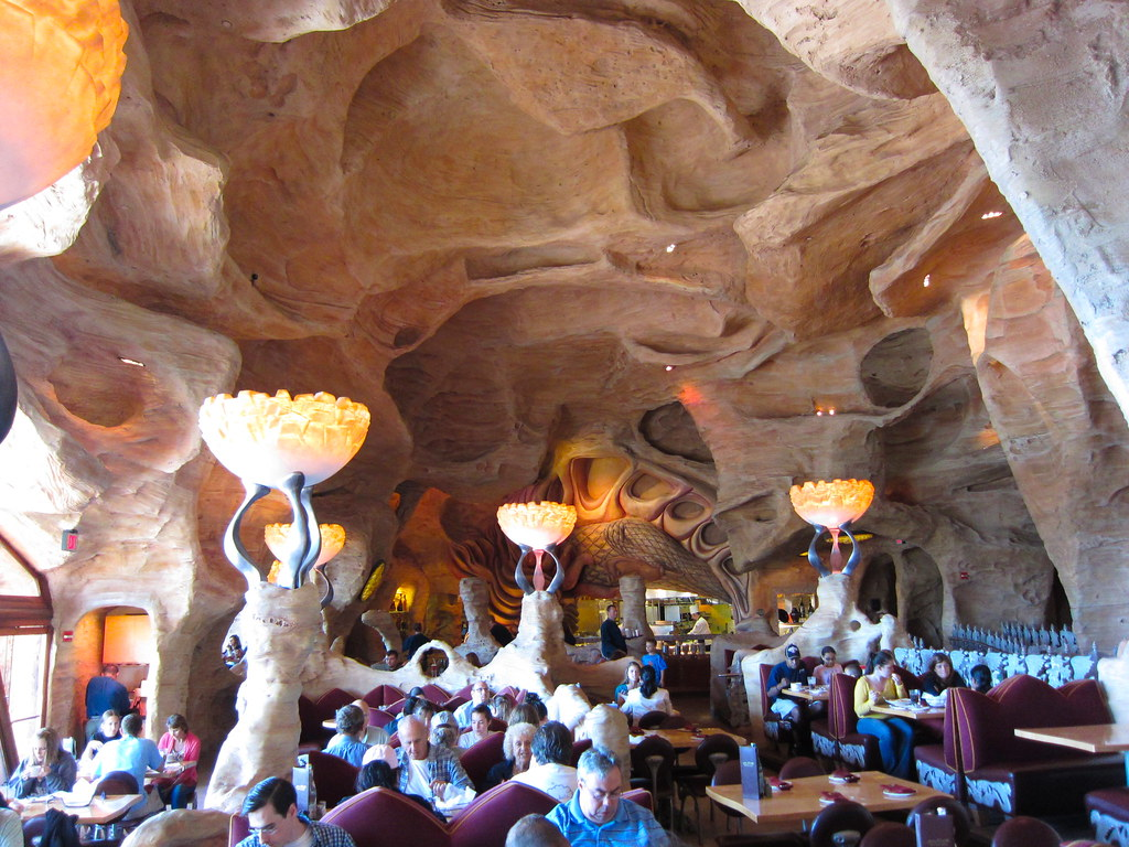 Mythos Restaurant In Universal Islands Of Adventure