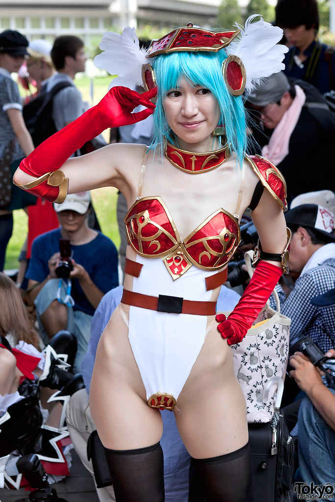 japanese girl s cosplay at comiket here s a japanese girl flickr