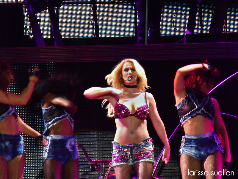 Femme Fatale Tour Isolated Vocals